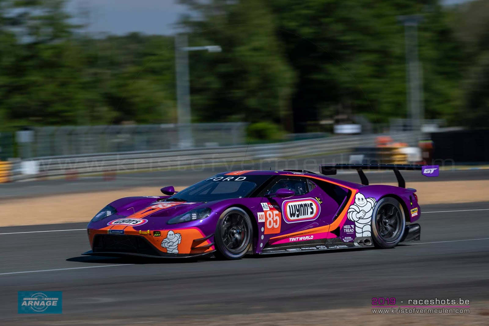 Le Mans 2019 - Keating Ford