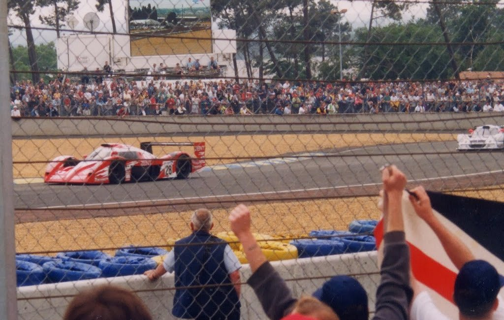 Le Mans 1998: Toyota GT-One